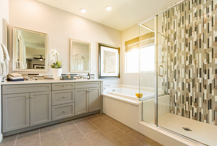 Contemporary Bathroom Remodels