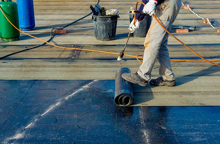 Full-Service Commercial Roof Repairs
