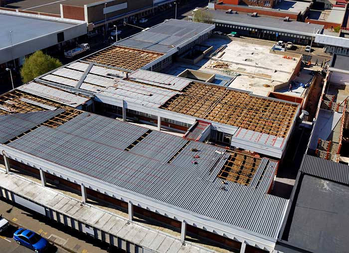 View All Commercial Roof Replacement Services