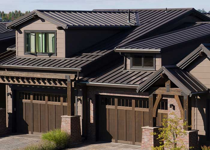View All Residential Metal Roofing Services