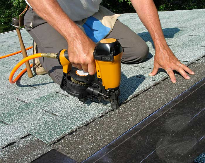 View All Residential Roof Repair Services