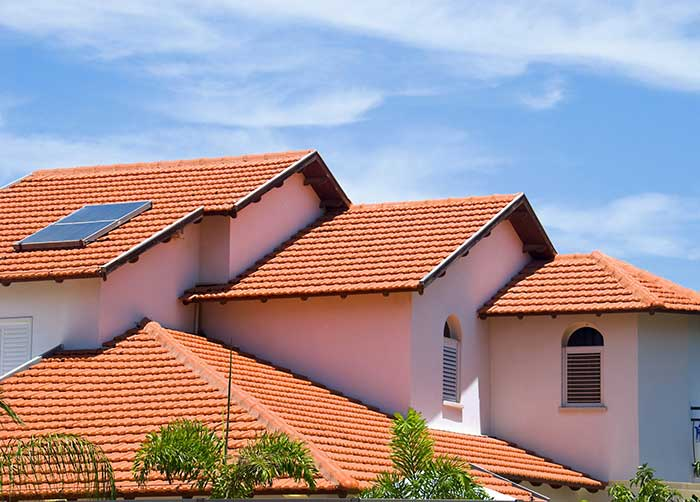 View All Residential Tile Roofing Services