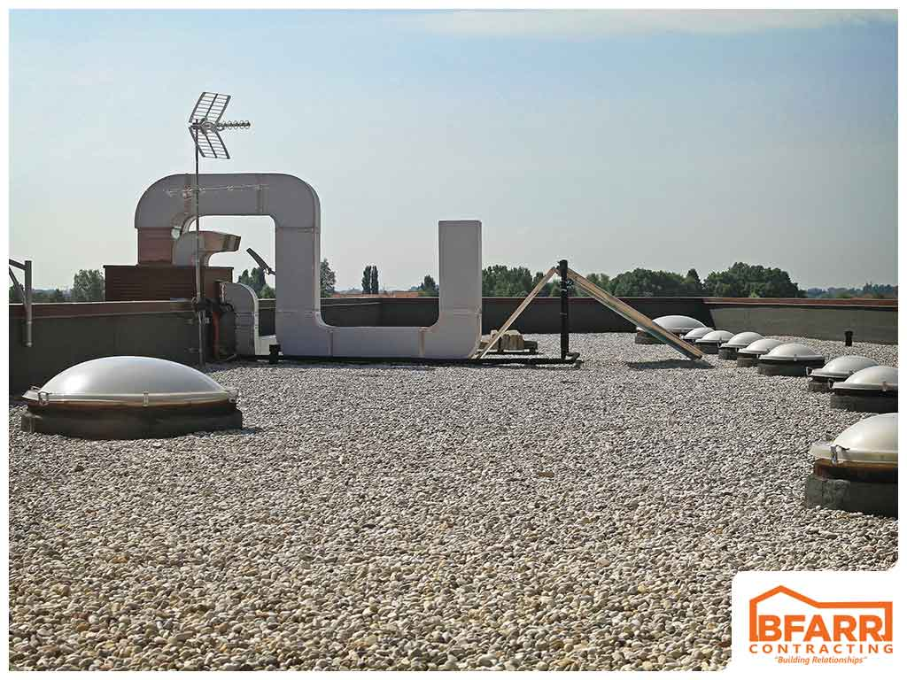 Commercial Roof Replacement 5 Essential Considerations